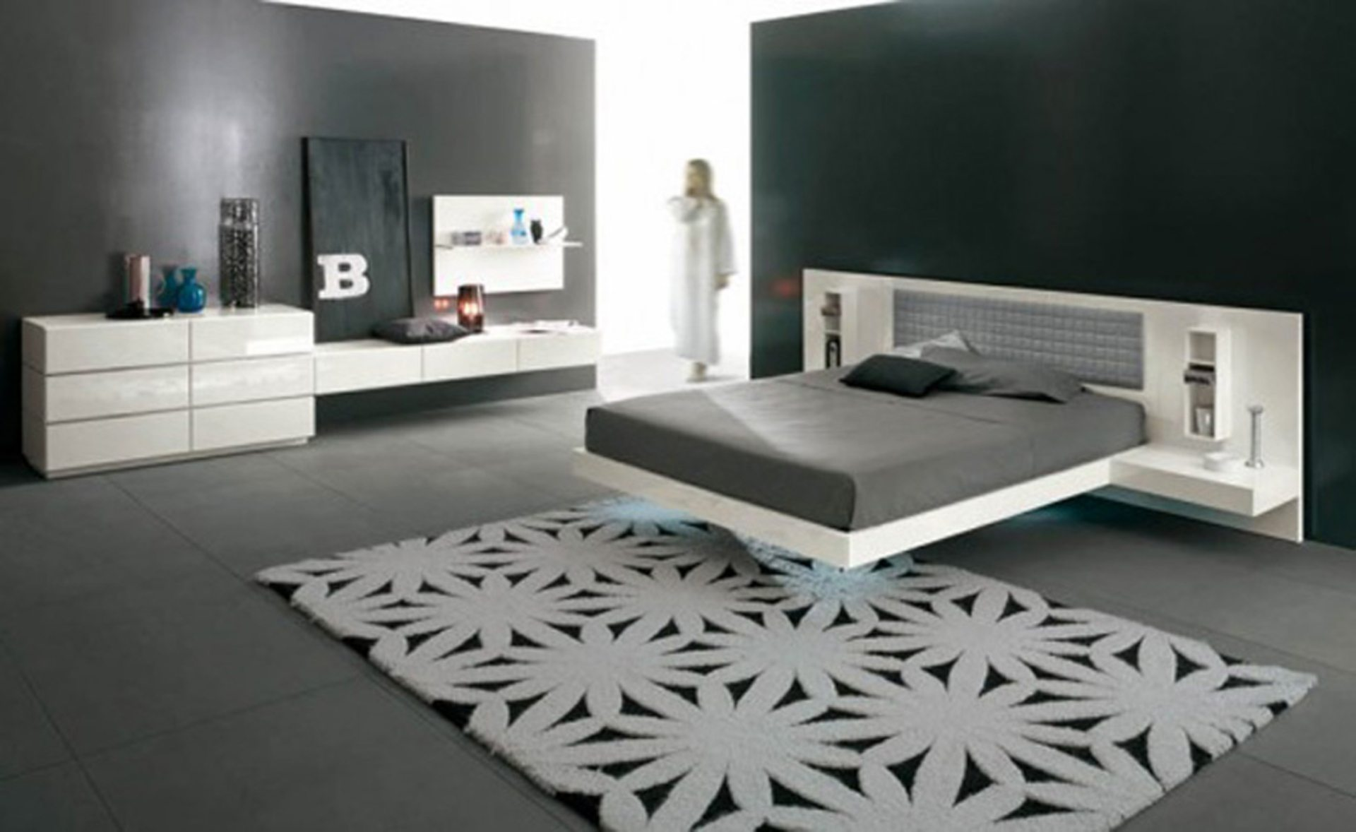 Interior design styles amit murao for New modern bed design