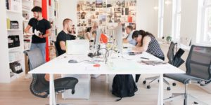 advantages of working in a small architecture firm amit murao