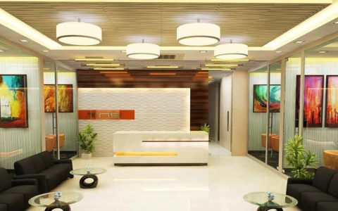 corporate interiors in Noida