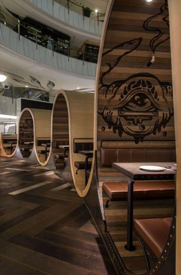 Modern restaurant bar concepts amit murao