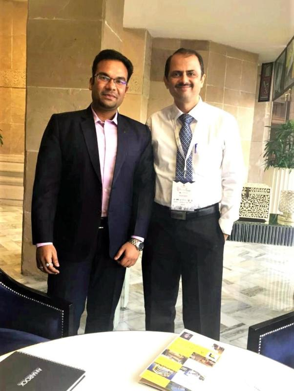 Meeting with Mr Ashutosh Limaye (Director & Head - Consulting Services, ANAROCK)