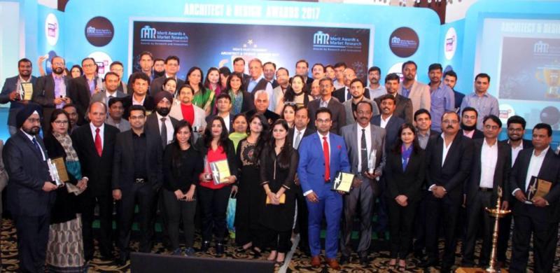 Won the award of Best Architectural Design Firm in Delhi
